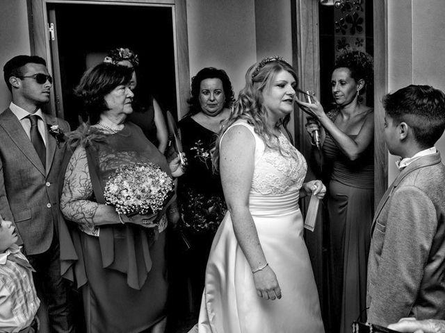 La boda de Ángel Luis y Inma en Malacuera, Guadalajara 13
