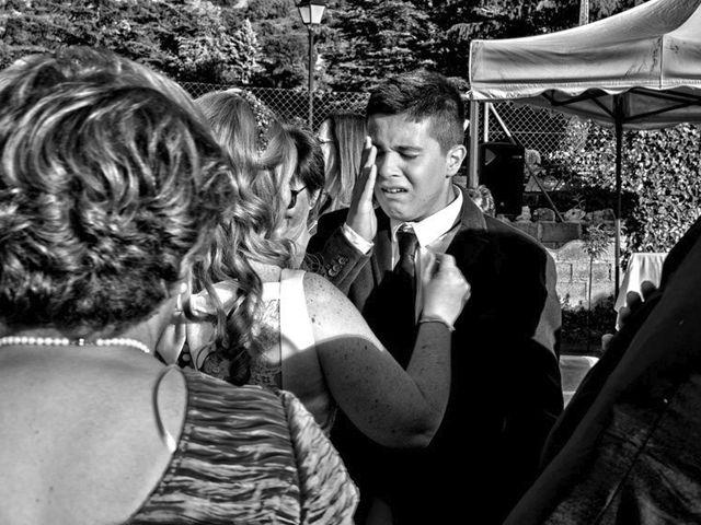 La boda de Ángel Luis y Inma en Malacuera, Guadalajara 18