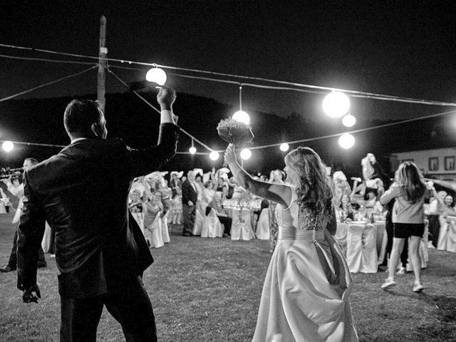 La boda de Ángel Luis y Inma en Malacuera, Guadalajara 21