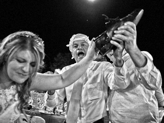 La boda de Ángel Luis y Inma en Malacuera, Guadalajara 24