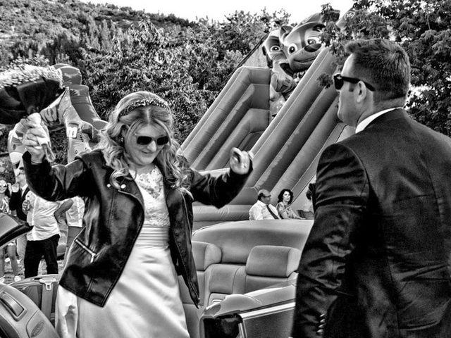 La boda de Ángel Luis y Inma en Malacuera, Guadalajara 1