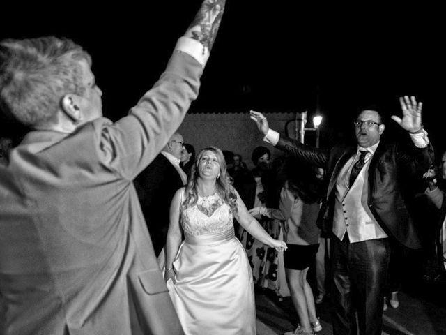 La boda de Ángel Luis y Inma en Malacuera, Guadalajara 32
