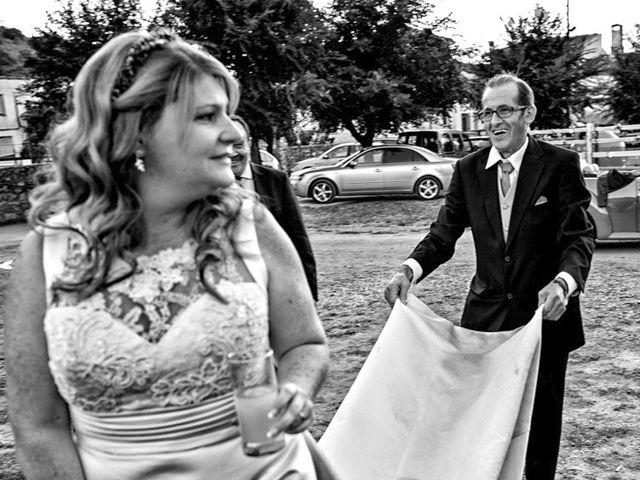 La boda de Ángel Luis y Inma en Malacuera, Guadalajara 37