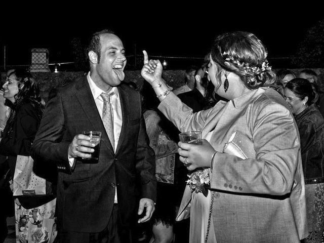 La boda de Ángel Luis y Inma en Malacuera, Guadalajara 39