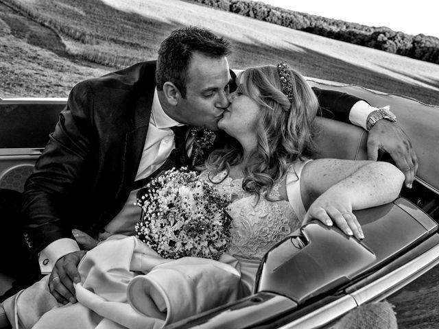 La boda de Inma y Ángel Luis