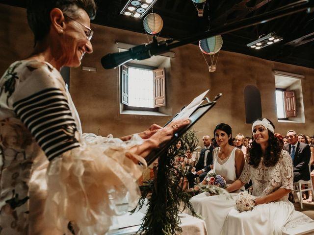 La boda de Maria y Patri en Granada, Granada 54