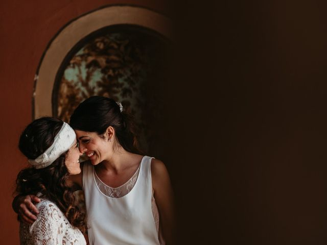 La boda de Maria y Patri en Granada, Granada 69