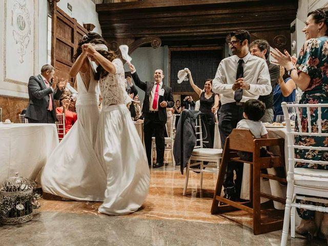 La boda de Maria y Patri en Granada, Granada 74
