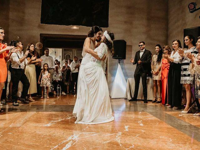 La boda de Maria y Patri en Granada, Granada 77