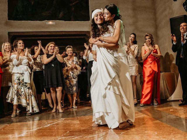 La boda de Maria y Patri en Granada, Granada 78
