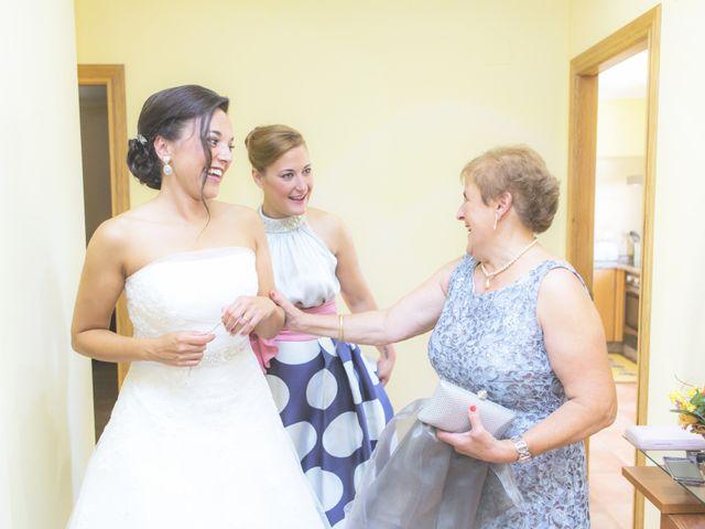 La boda de Bonet y Mary en Goiriz, Lugo 4