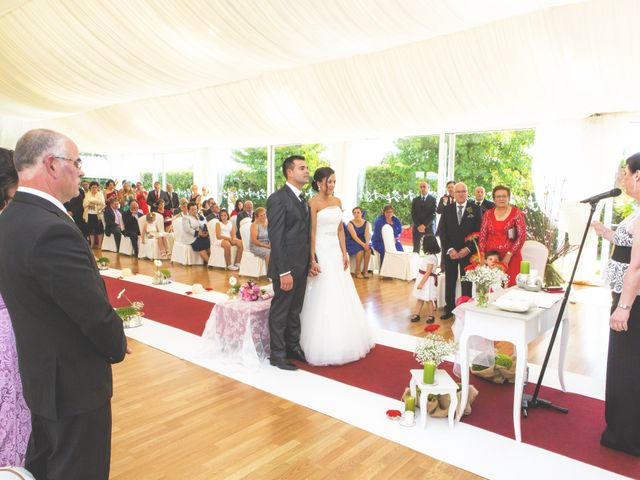 La boda de Bonet y Mary en Goiriz, Lugo 9