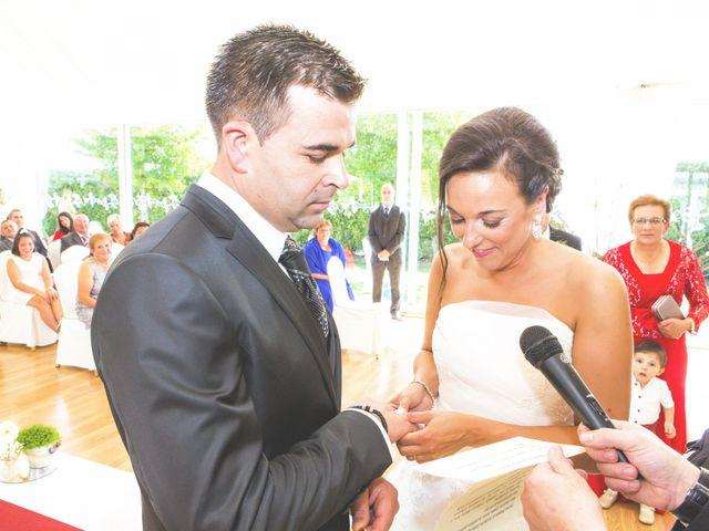 La boda de Bonet y Mary en Goiriz, Lugo 10
