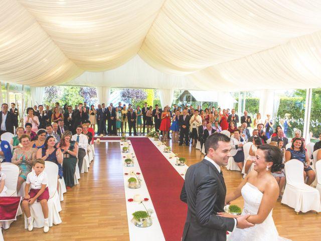 La boda de Bonet y Mary en Goiriz, Lugo 11