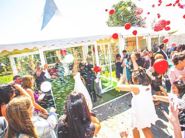 La boda de Bonet y Mary en Goiriz, Lugo 12