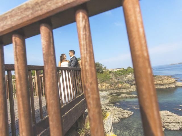 La boda de Bonet y Mary en Goiriz, Lugo 16