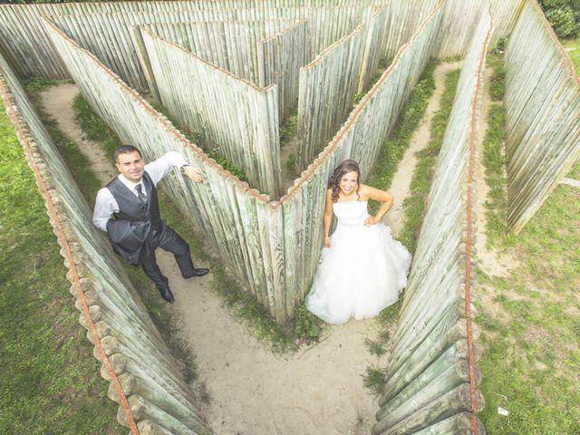La boda de Bonet y Mary en Goiriz, Lugo 17