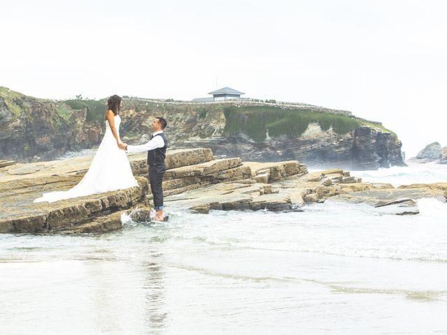 La boda de Bonet y Mary en Goiriz, Lugo 22
