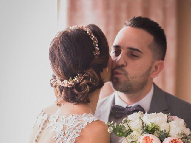 La boda de Javier y Estefanía en Petra, Islas Baleares 17
