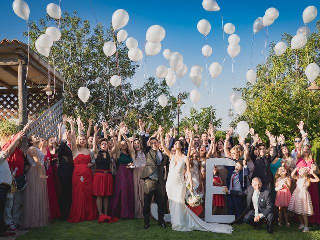 La boda de Javier y Estefanía en Petra, Islas Baleares 22
