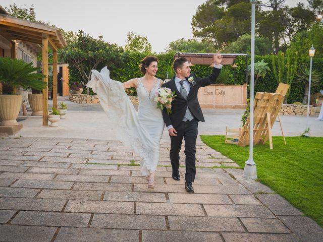 La boda de Javier y Estefanía en Petra, Islas Baleares 23