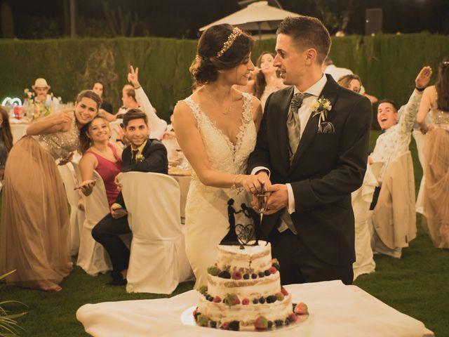 La boda de Javier y Estefanía en Petra, Islas Baleares 27