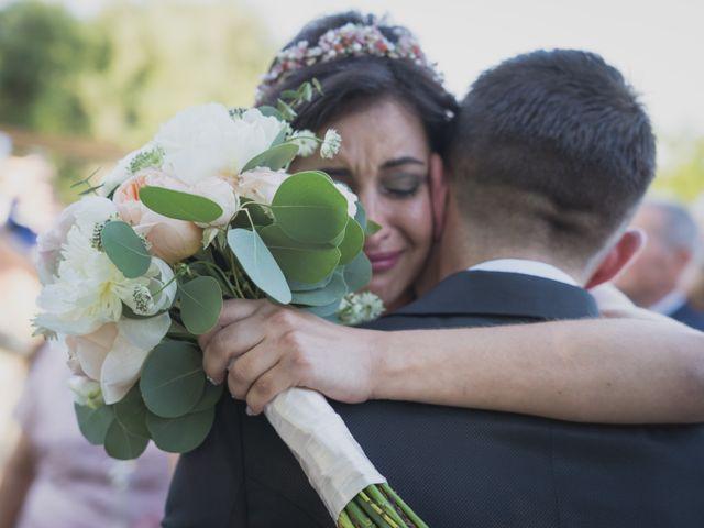 La boda de Javier y Estefanía en Petra, Islas Baleares 29