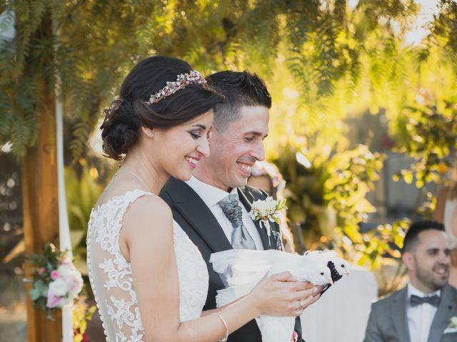 La boda de Javier y Estefanía en Petra, Islas Baleares 34