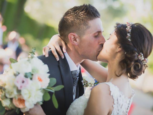 La boda de Javier y Estefanía en Petra, Islas Baleares 35
