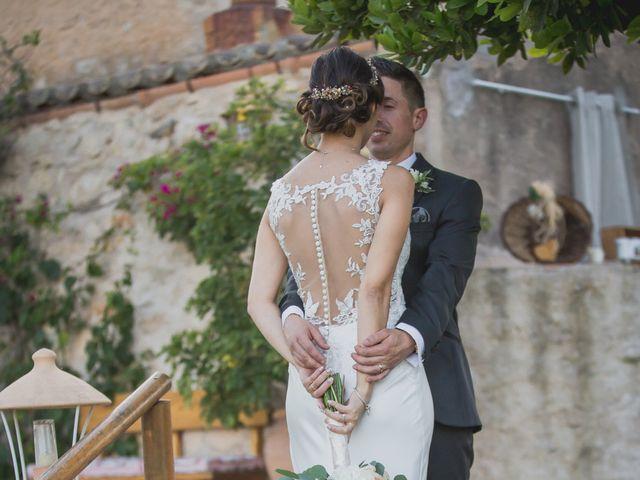 La boda de Javier y Estefanía en Petra, Islas Baleares 38
