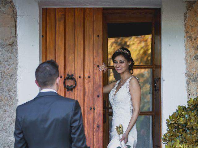 La boda de Javier y Estefanía en Petra, Islas Baleares 40