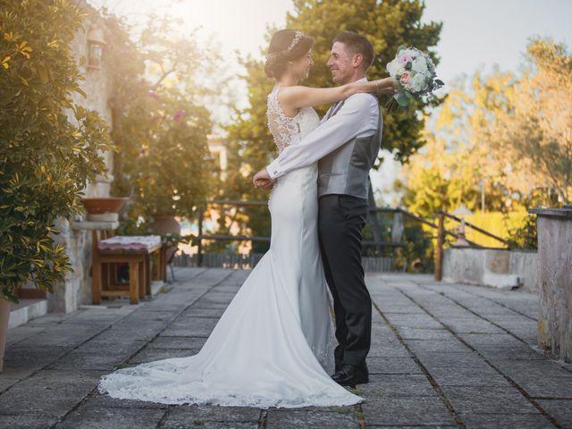 La boda de Javier y Estefanía en Petra, Islas Baleares 41