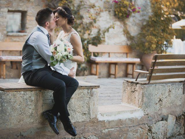 La boda de Javier y Estefanía en Petra, Islas Baleares 42