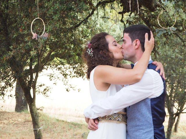 La boda de Aina y Feliu