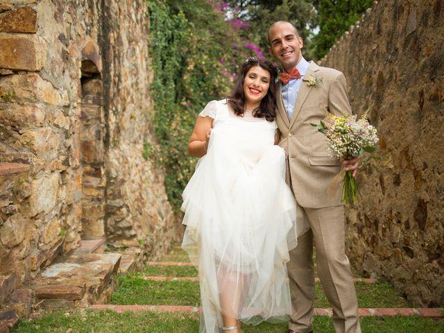 La boda de Cristian y Anna en Pineda De Mar, Barcelona 1