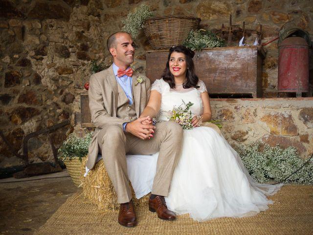 La boda de Anna y Cristian