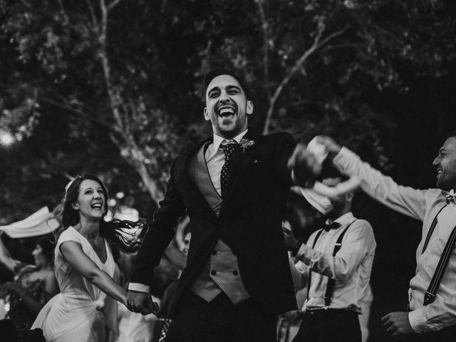 La boda de Jose y Irene en Madrid, Madrid 44