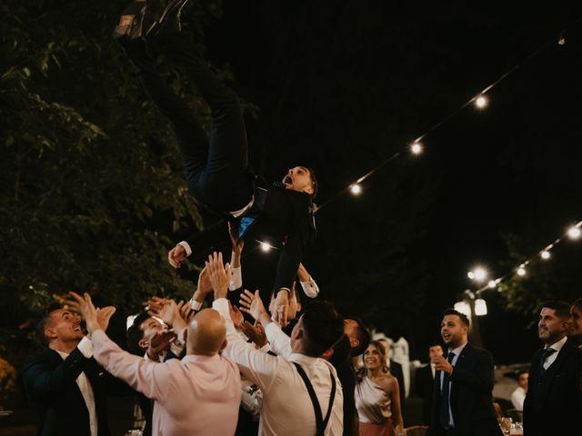 La boda de Jose y Irene en Madrid, Madrid 50