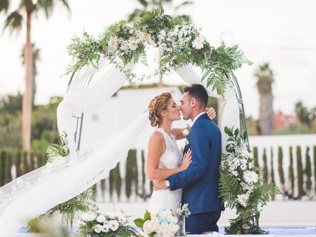 La boda de Coral y Jonatan