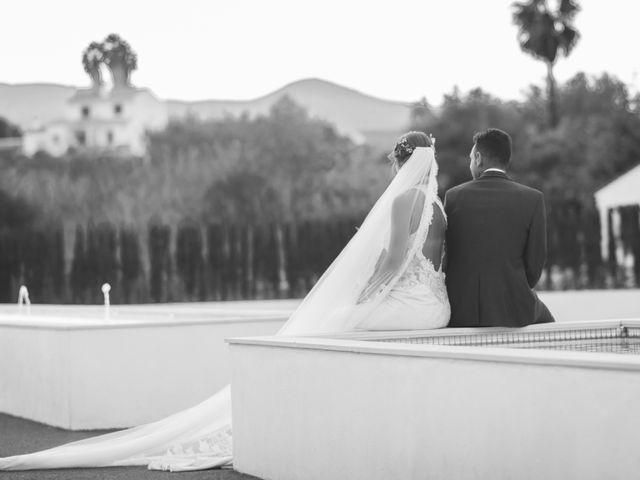 La boda de Jonatan y Coral en Alhaurin De La Torre, Málaga 19