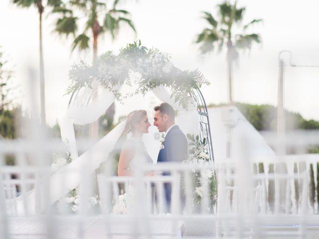 La boda de Jonatan y Coral en Alhaurin De La Torre, Málaga 21
