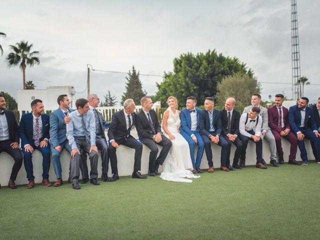 La boda de Jonatan y Coral en Alhaurin De La Torre, Málaga 22