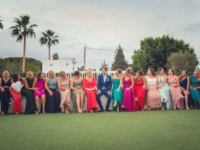 La boda de Jonatan y Coral en Alhaurin De La Torre, Málaga 23