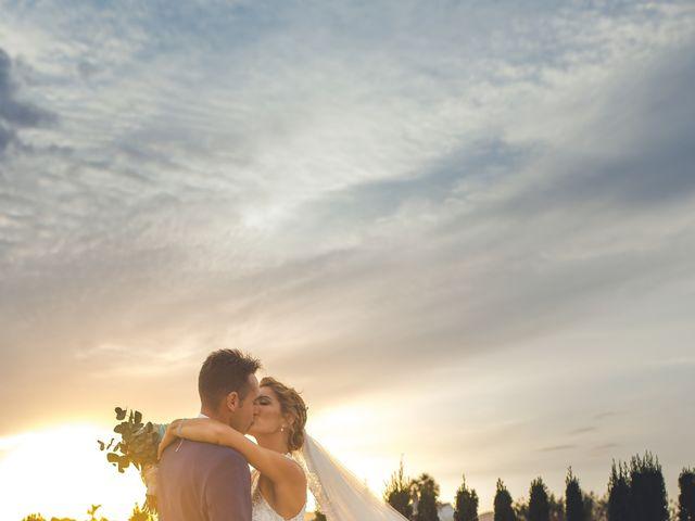 La boda de Jonatan y Coral en Alhaurin De La Torre, Málaga 24