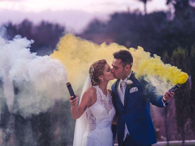 La boda de Jonatan y Coral en Alhaurin De La Torre, Málaga 27
