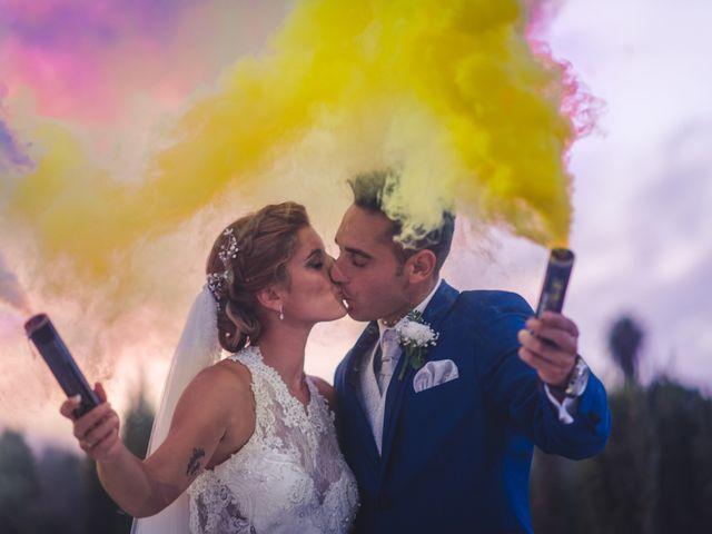 La boda de Jonatan y Coral en Alhaurin De La Torre, Málaga 29