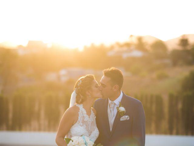 La boda de Jonatan y Coral en Alhaurin De La Torre, Málaga 30