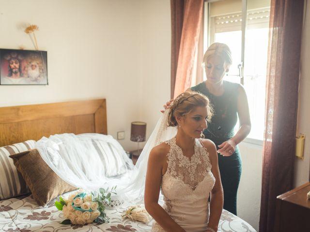 La boda de Jonatan y Coral en Alhaurin De La Torre, Málaga 2