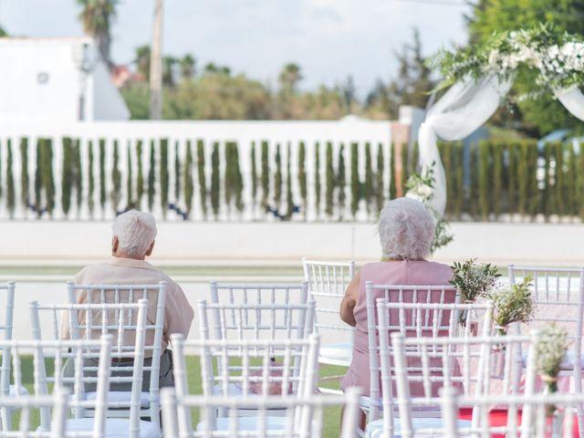 La boda de Jonatan y Coral en Alhaurin De La Torre, Málaga 5