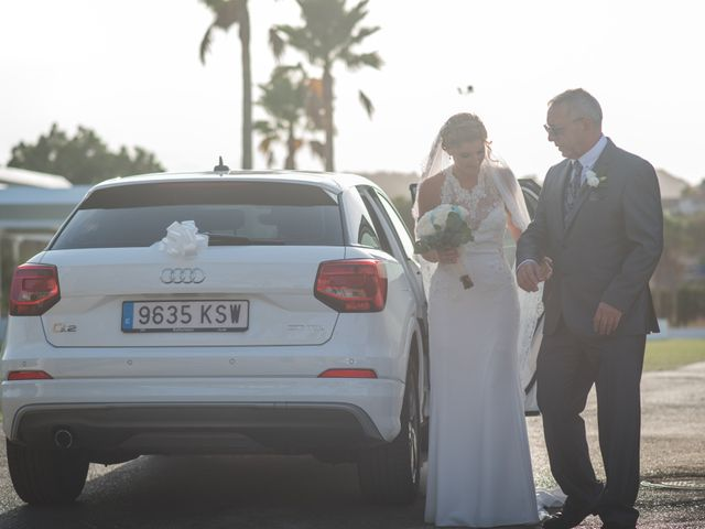 La boda de Jonatan y Coral en Alhaurin De La Torre, Málaga 7